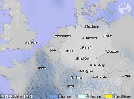 Rückblick Für Hamburg Flughafen Fuhlsbüttel Wetterkontor
